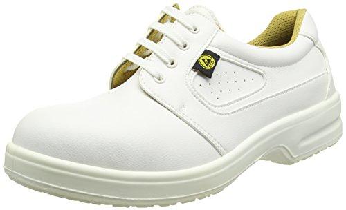 7b5b394cc1f0 Caulfield E911/11 Blanc Chaussure de sécurité à lacets Taille 11:  Amazon.fr: Bienvenue