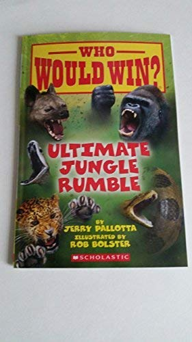 Who Would Win? Ultimate Jungle Rumble