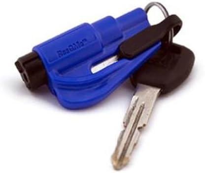 Resqme Keychain Car Escape Tool Blue