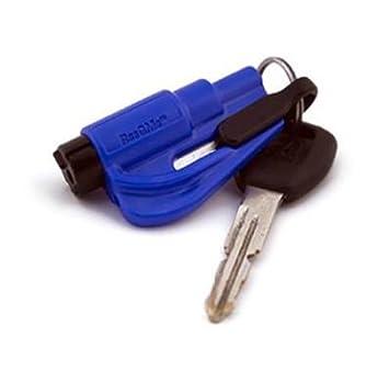 Resqme Keychain Car Escape Tool (Blue)