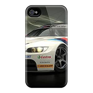 Snap-on Case Designed For Iphone 4/4s- Bmw M3 Gt2 Sport
