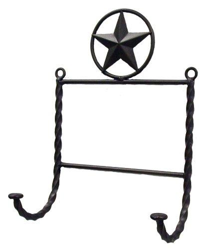 """Star Double Hat Hook-7.5""""w X 12""""h"""
