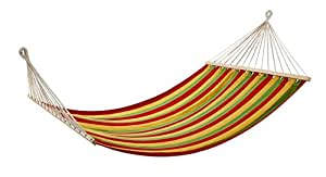 OZtrail Anywhere Hammock Double With Timber Rails