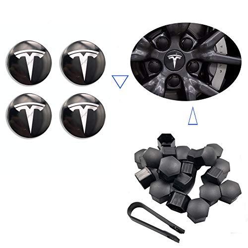 Top Wheel Center Caps