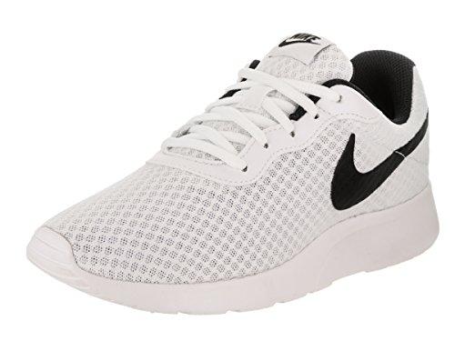 uk availability 4a36d b993f Galleon - Nike Women s Nike Tanjun White Black Running Shoes Size 9