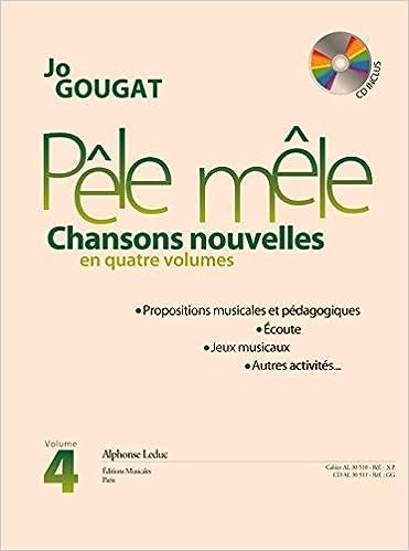 Téléchargement ebook gratuit ipod Jo Gougat: P le-M le, Vol. 4 (Book/CD) B01JMWHOO6 PDF