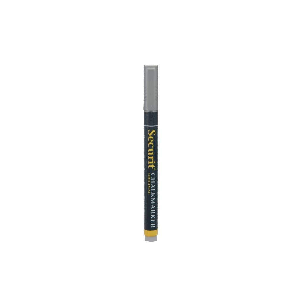Securit - Rotulador de Tiza de 1-2 mm de Tinta líquida ...