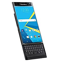 BlackBerry Priv STV100-1 32GB Unlocked GSM 4G LTE Android 18MP Camera Smartphone w/ Curved Edge Screen & Slide-Out Keyboard - Black by BlackBerry