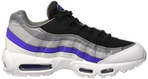 persian cool Violet wolf 95 Nike Air Da Multicolore Ginnastica Grey Grey Essential white Scarpe Basse Max 110 Uomo qPCO7R