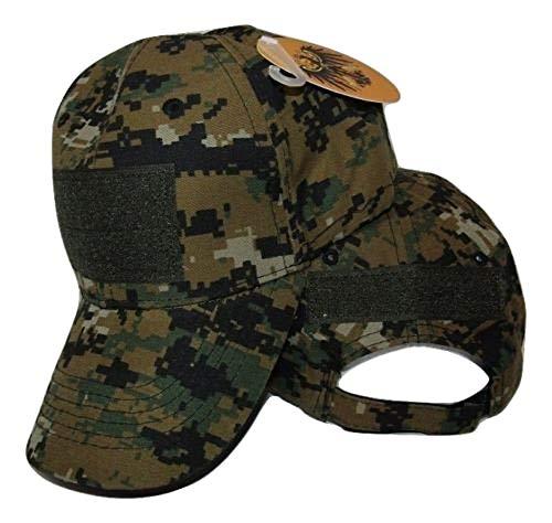 e33cfcacc5e RFCO Marpat Camo Operator Operators Tactical Cap Hat Patch Adjustable Strap