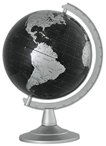 Replogle Delegate 6 inch Diameter -Modern Mini Globe Perfect for Office Desk or Student Desk ()