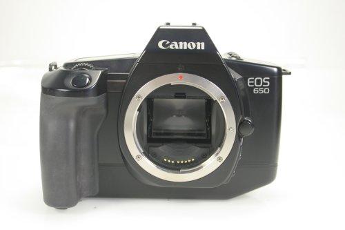 Canon EOS 650 SLR 35mm Camera Body 1987 Model