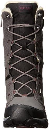 Ahnu Women s Northridge Star Suede Insulated Waterproof Hiking Boot