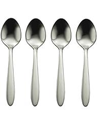 Oneida Mooncrest Teaspoons, Set of 4