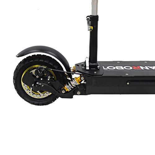 Amazon.com: NANROBOT D3 - Patinete eléctrico para adultos ...