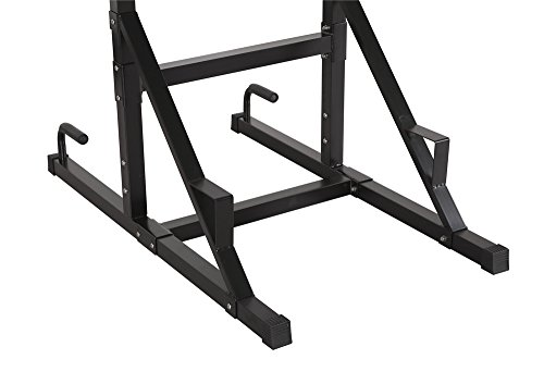 Confidence Fitness Confidence Olympic Power Tower V.2 Black by Confidence Fitness (Image #3)