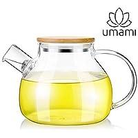 Umami Original | tetera de cristal con infusor