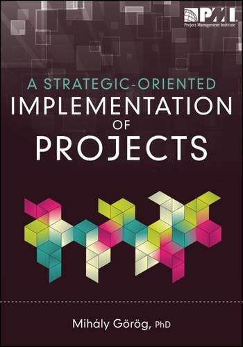 Read Online A Strategic-Oriented Implementation of Projects pdf epub