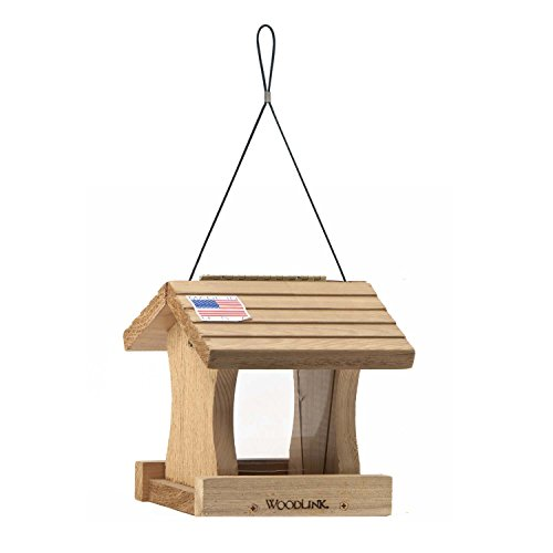 Woodlink  AT1 Deluxe Cedar Bird Feeder