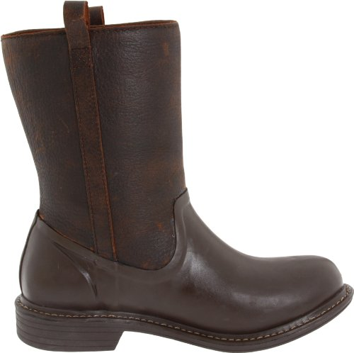 Leather Women's Rain Bogs Mason Brown Boot nwBWvf6gq