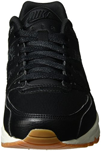 Nike Wmns Air Max Command Prm, Sneakers Basses Femme Noir (Black/black-sail-gum Med Brown)