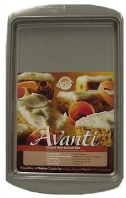 Wilton Avanti Everglide Metal-Safe Non-Stick Cookie Pan