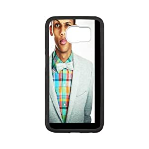 Stromae Samsung Galaxy S6 Cell Phone Case White Protect your phone BVS_631871