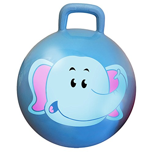 Mega Fun USA Jungle Hop Hop Bouncers - Splash The Elephant by Mega Fun USA