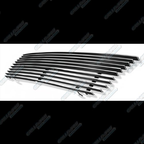 APS F85013A Polished Aluminum Billet Grille Replacement for select Ford Ranger Models (Ford Ranger Emblem Replacement compare prices)