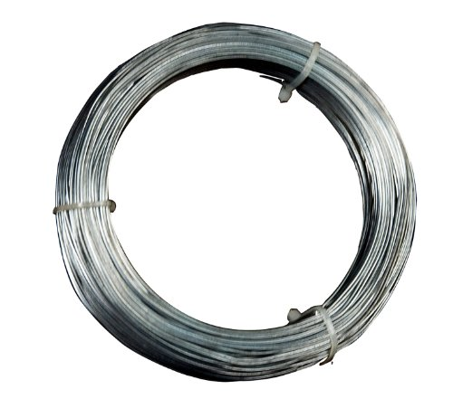 Suspend-It 8850 12 Gauge Hanging Wire 100-Foot Roll for Installation of Suspended Drop Ceilings (Steel Wire 12 Gauge)