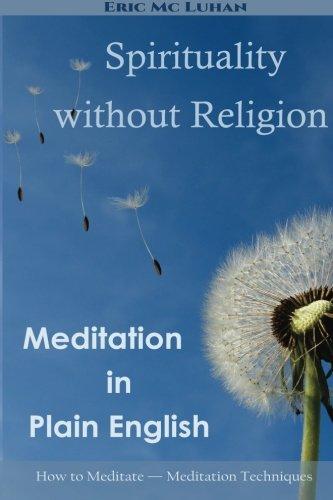Spirituality without Religion Meditation English product image
