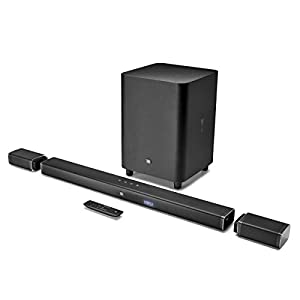 JBL Bar 5.1 - Channel 4K Ultra HD Soundbar with True Wireless Surround Speakers 8