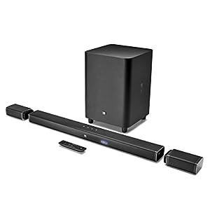 JBL Bar 5.1 - Channel 4K Ultra HD Soundbar with True Wireless Surround Speakers 8