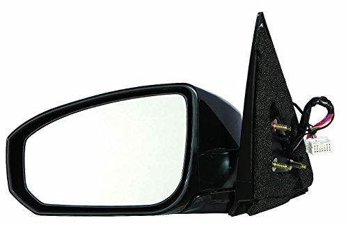 (Gold Shrine for 2004 2005 Nissan Maxima Power Heated Side Mirror Driver Left Side Replacement NI1320149)