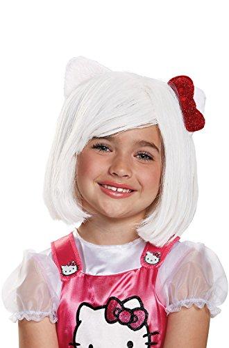 Hello Kitty Child Wig -