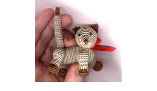 10 Quick and Easy Mini Amigurumi Patterns - Grace and Yarn | 350x600