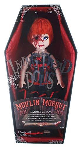 Mezco Toyz Living Dead Dolls Series 33 Moulin Morgue: Larmes De Sang