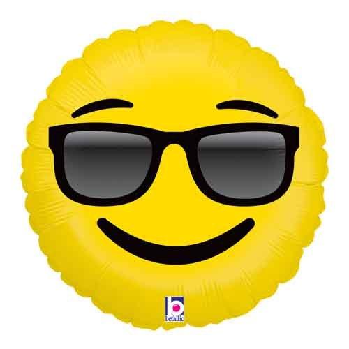 Amazon.com : Emoji Balloons, Emoji Faces, Instagram Party Decor ...