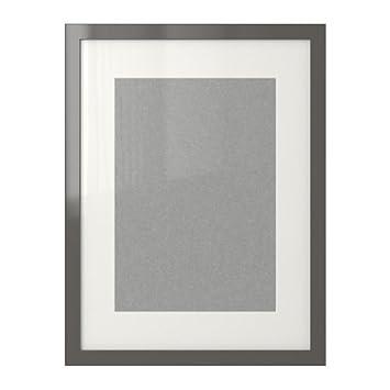 Ikea Glas Bilderrahmen Ribba Passepartout Rahmen Fur Din A4