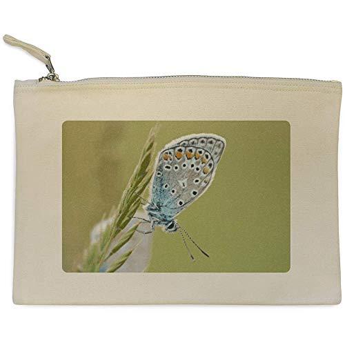 cl00004552 Clutch Per Trucco 'farfalla' Pochette Custodia Azeeda E xRqwfgZtn0