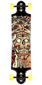 Landyachtz 9 Two 5 2012 Complete Longboard Skateboard