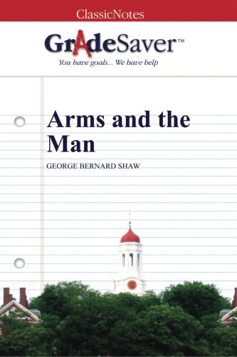 satire in arms and the man