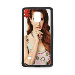 Samsung Galaxy Note 4 Cell Phone Case Black Lana Del Ray A38449160