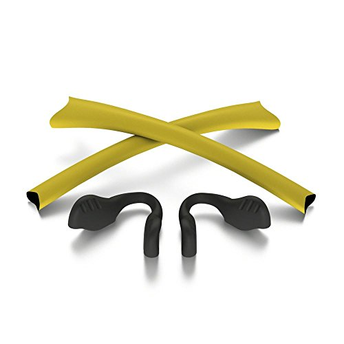Oakley Radar Frame Earsocks / Nosepads Kit - Sunglasses Yellow Oakley Frame