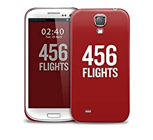 465 FLIGHTS Samsung Galaxy S4 GS4 protective phone case