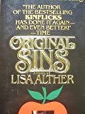 Original Sins, Lisa Alther, 0451155173