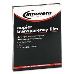 Ivr65122 - Innovera Copier Transparency Film