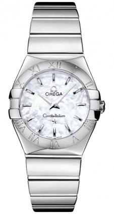 Omega Constellation 123.10.27.60.05.002 - Reloj de pulsera para mujer: Amazon.es: Relojes
