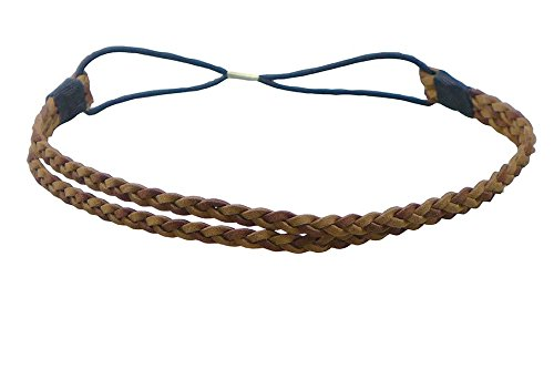 Haarband Braided - Style (braun)