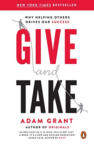 Pdf Self-Help Give and Take: Why Helping Others Drives Our Success